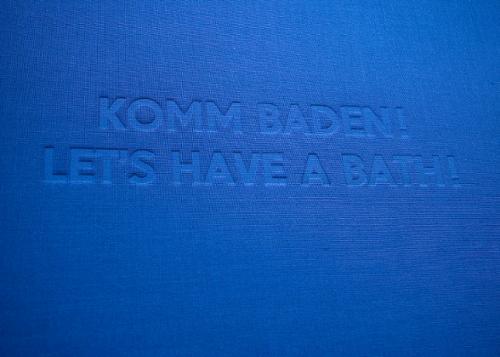 Komm baden! / Let's Have a Bath
