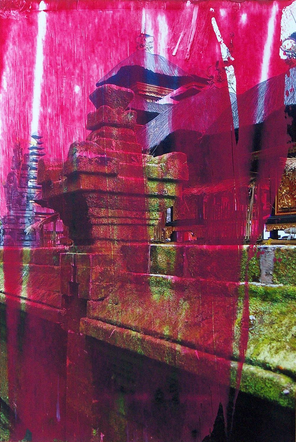 Bali Bergsee (Rot)