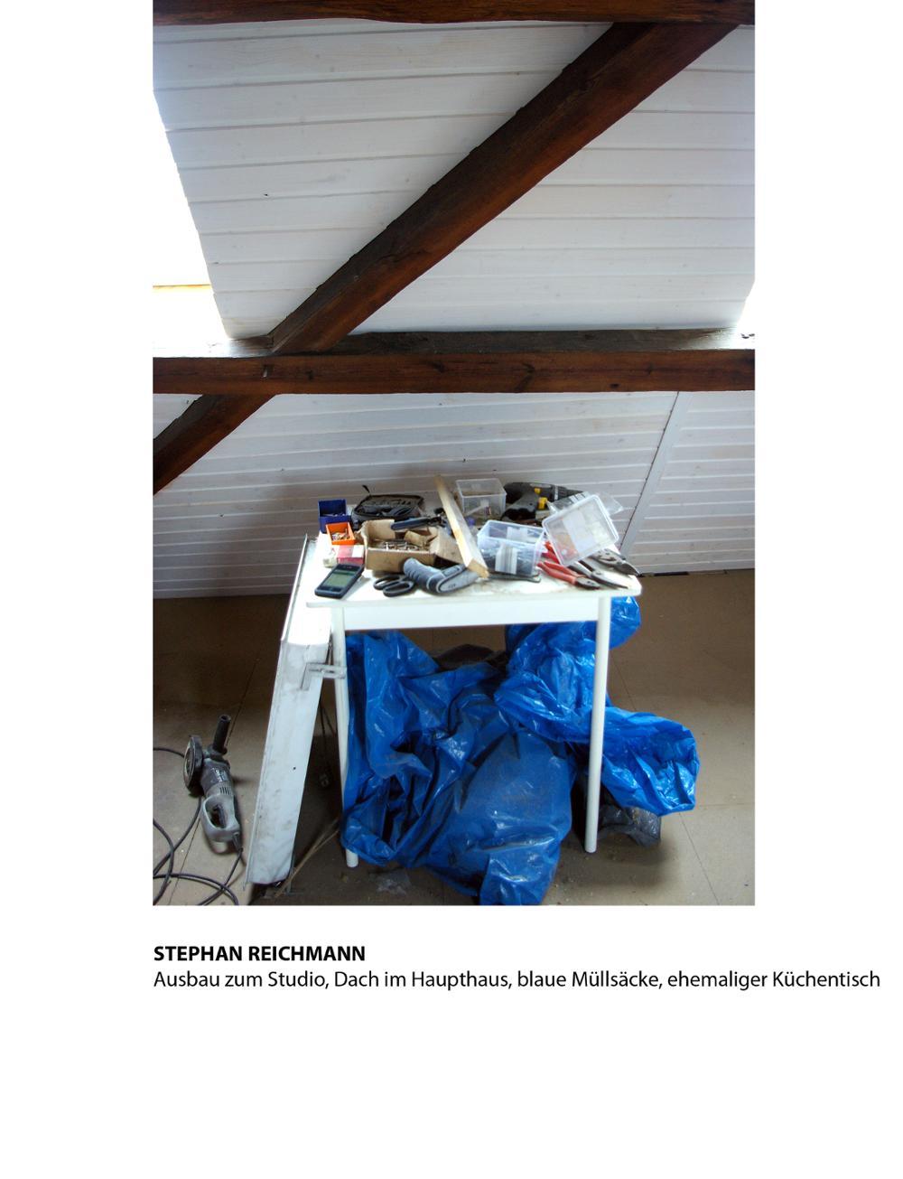 Stephan Reichmann • Foto-Editionen • Stillleben - Ausbau zum Studio ...