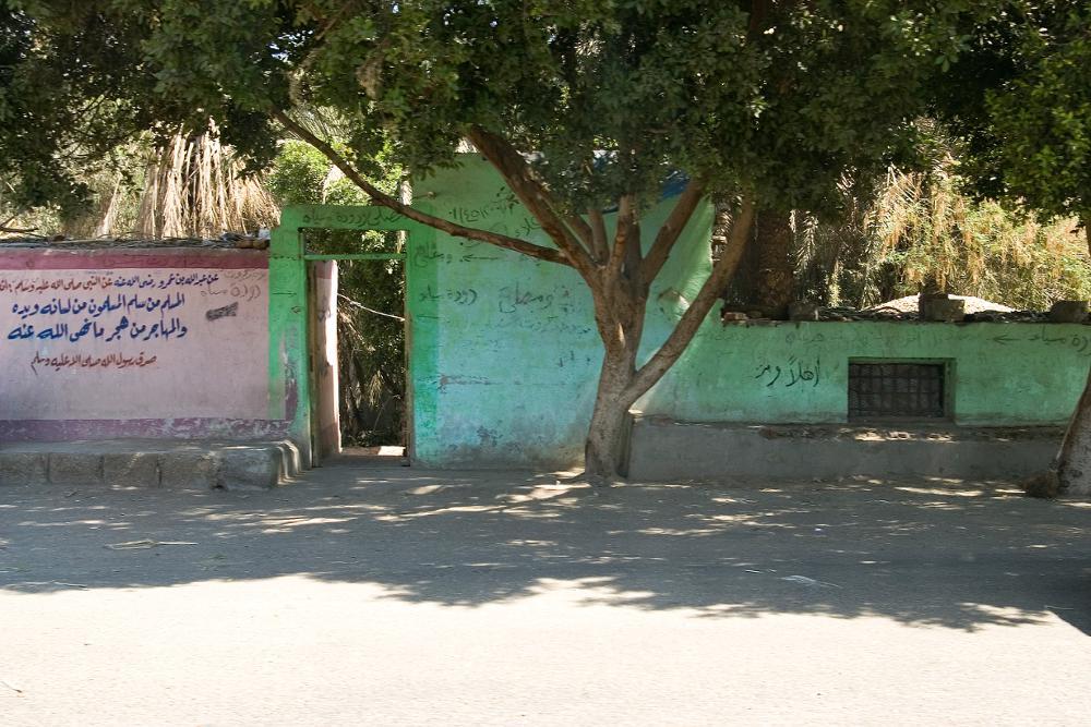 Oberägypten - ein Reisetagebuch