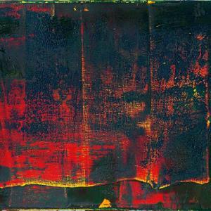 Felix Mendelsohn-Bartholdy, Ein Sommernachtstraum (Abstraktion mit Grün)