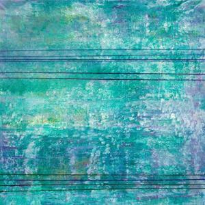 Seerosen - Vier große Bilder für Claude Monet