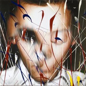Porträt von E, Version 2