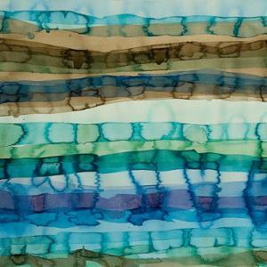 Landschaft am Morgen - zehn Bilder für Paul Klee
