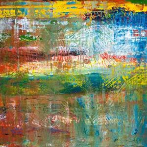 Sommergarten (für Marc Chagall)